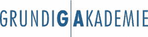 GA Logo blau